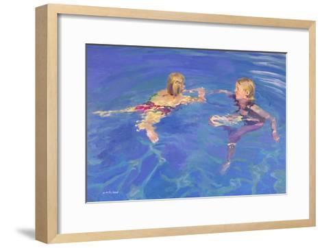 Afloat, 2005-William Ireland-Framed Art Print