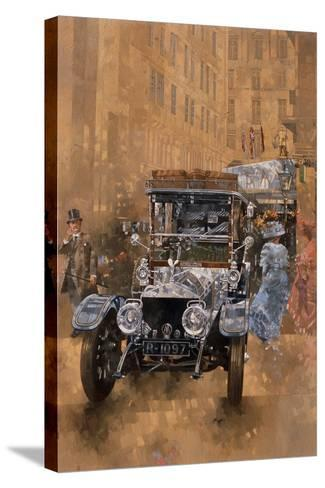 Silver Grace at the Savoy, 1999-Peter Miller-Stretched Canvas Print