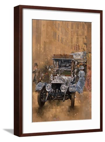 Silver Grace at the Savoy, 1999-Peter Miller-Framed Art Print