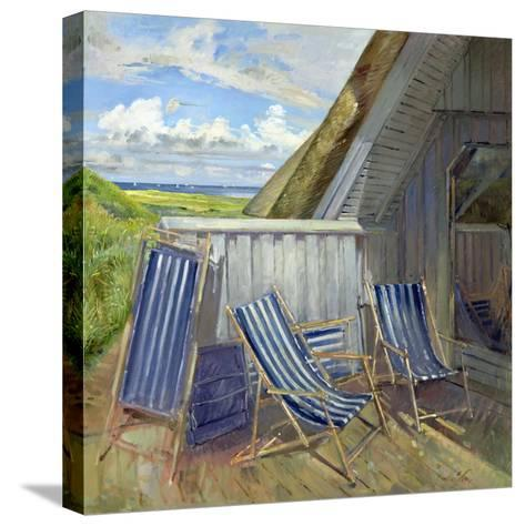 Danish Blue, 1999-2000-Timothy Easton-Stretched Canvas Print
