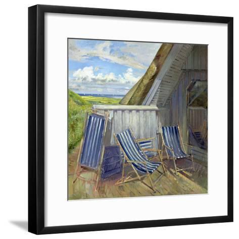 Danish Blue, 1999-2000-Timothy Easton-Framed Art Print