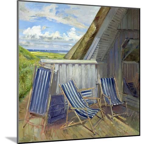 Danish Blue, 1999-2000-Timothy Easton-Mounted Giclee Print