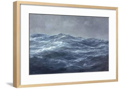 The Gull's Way-Richard Willis-Framed Art Print