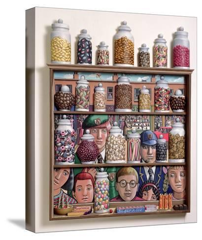 Sweetshop, 2005-P.J. Crook-Stretched Canvas Print