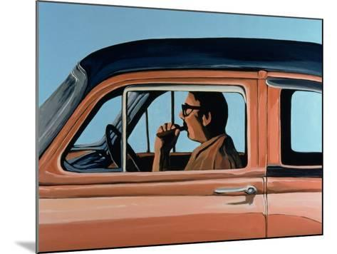 Cuban Portrait #1, 1996-Marjorie Weiss-Mounted Giclee Print