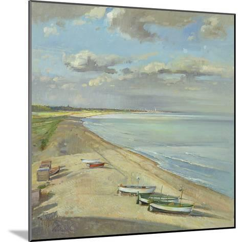 Towards Southwold-Timothy Easton-Mounted Giclee Print