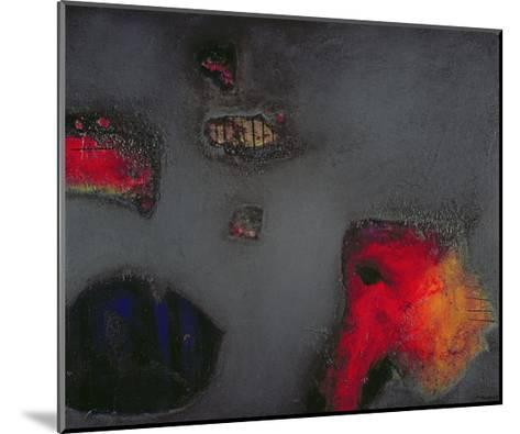 Seahorse, 1999-Jane Deakin-Mounted Giclee Print