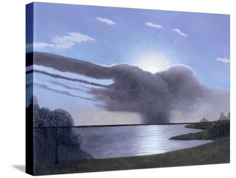 Draycote Cloud, 2004-Ann Brain-Stretched Canvas Print