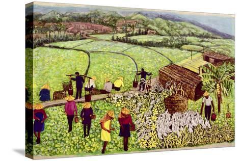 Pastoral, 1992-Komi Chen-Stretched Canvas Print