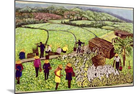 Pastoral, 1992-Komi Chen-Mounted Giclee Print