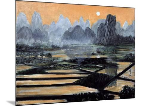 The Setting Sun, 1996-Komi Chen-Mounted Giclee Print