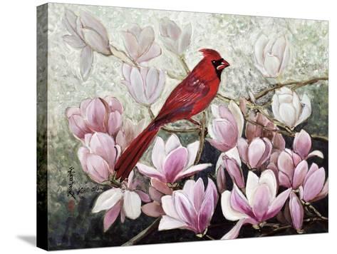 Cardinal, 2001-Komi Chen-Stretched Canvas Print