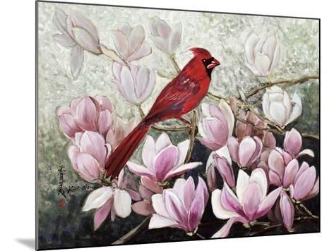 Cardinal, 2001-Komi Chen-Mounted Giclee Print