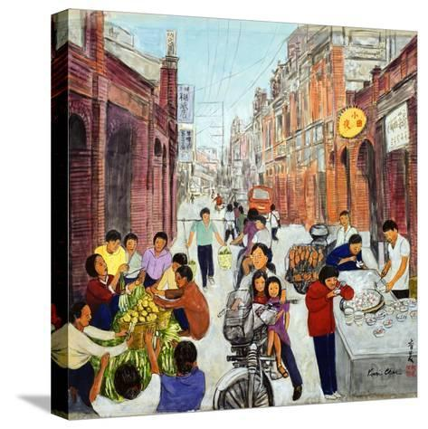 Busy Morning, 1993-Komi Chen-Stretched Canvas Print