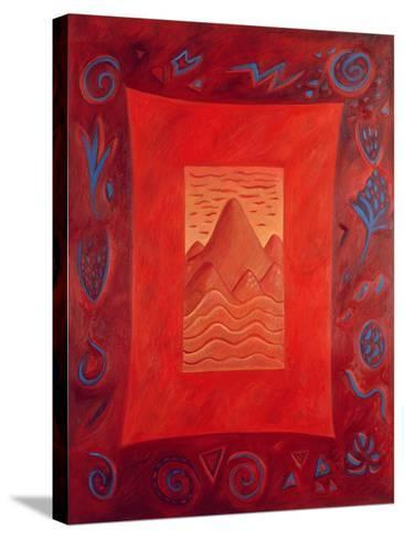 Eclipse, 1995-Marie Hugo-Stretched Canvas Print