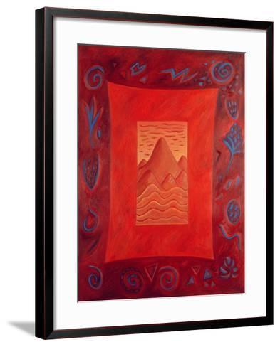 Eclipse, 1995-Marie Hugo-Framed Art Print