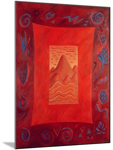 Eclipse, 1995-Marie Hugo-Mounted Giclee Print