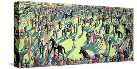 A Day at the Races, 2006-P.J. Crook-Stretched Canvas Print