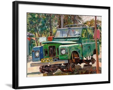 Journey's End, 2006-Tilly Willis-Framed Art Print