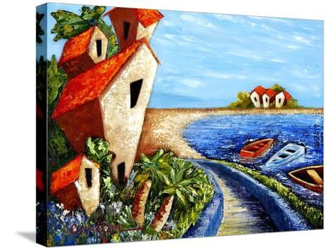 Cabo d'Armas-Oscar Ortiz-Stretched Canvas Print
