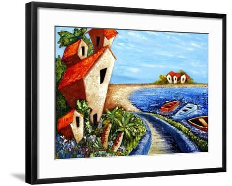 Cabo d'Armas-Oscar Ortiz-Framed Art Print