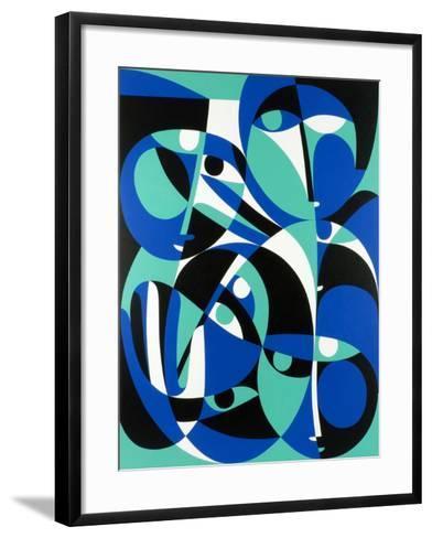 Seeking Out-Ron Waddams-Framed Art Print