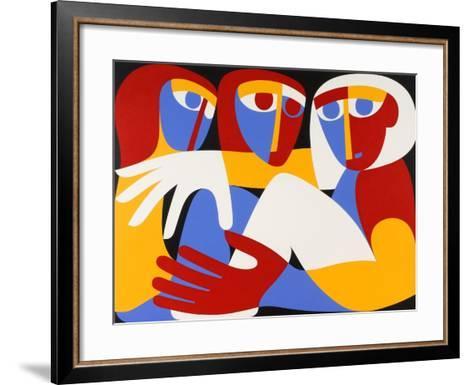 Till Light Arise, 1988-Ron Waddams-Framed Art Print