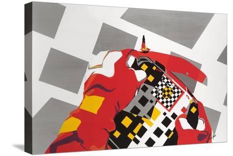 S Hands-Olivia Davis-Stretched Canvas Print