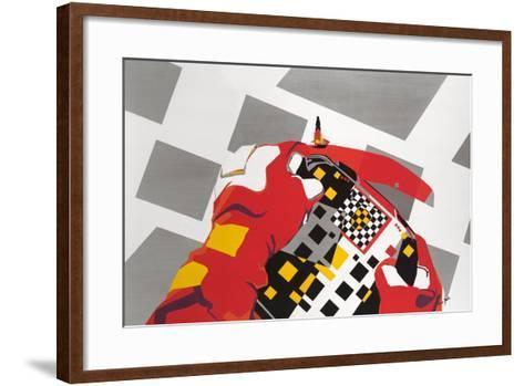 S Hands-Olivia Davis-Framed Art Print
