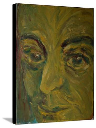 Mozart, from 'Mozart the Symphonist'-Annick Gaillard-Stretched Canvas Print