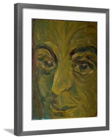 Mozart, from 'Mozart the Symphonist'-Annick Gaillard-Framed Art Print