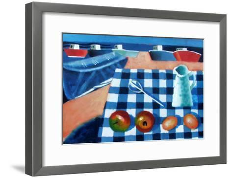 Two Eggs-Sara Hayward-Framed Art Print