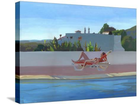 Faro-Daniel Cacouault-Stretched Canvas Print