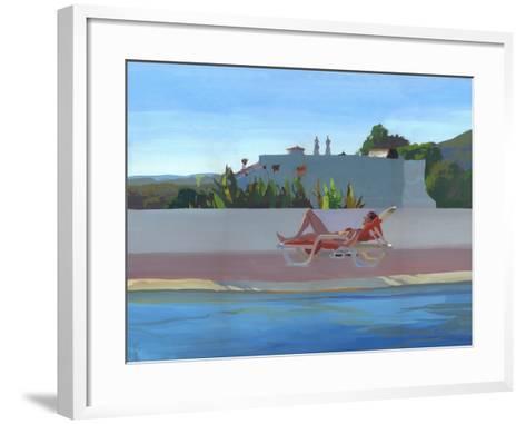 Faro-Daniel Cacouault-Framed Art Print