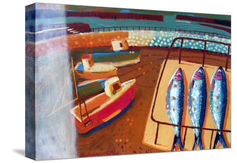 Herring-Sara Hayward-Stretched Canvas Print