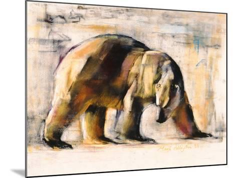 Arctic, 1999-Mark Adlington-Mounted Giclee Print
