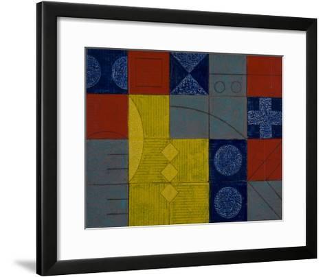 Deconstruct This, 2006-Peter McClure-Framed Art Print