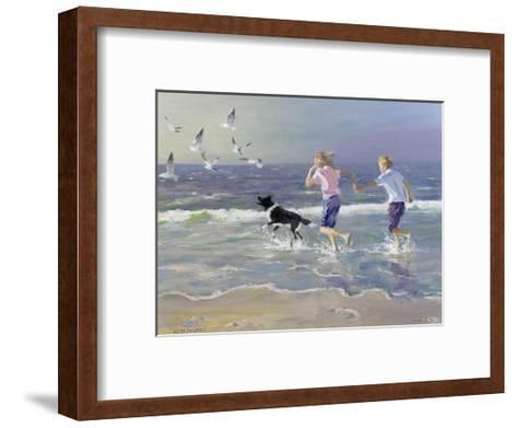 The Chase-William Ireland-Framed Art Print
