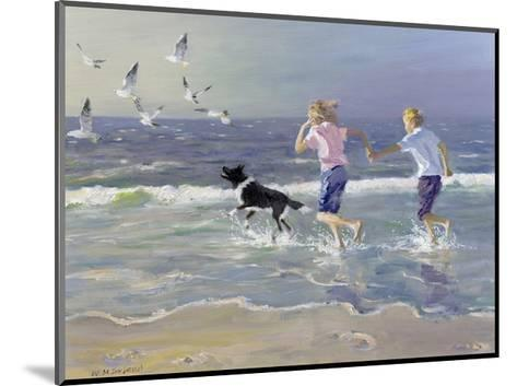 The Chase-William Ireland-Mounted Giclee Print