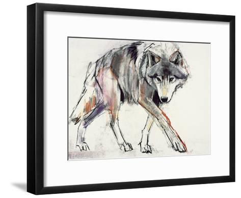 Wolf-Mark Adlington-Framed Art Print