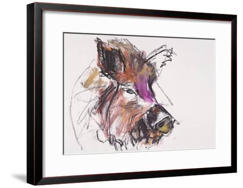 Dzik-Mark Adlington-Framed Art Print