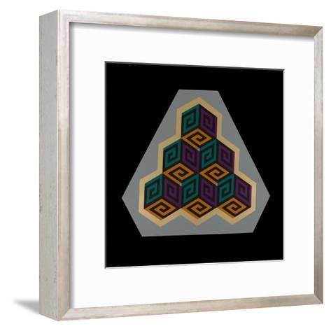 The Buddha, 1986-Peter McClure-Framed Art Print