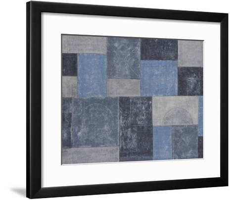Uctio No. 9 Lamorna, 2002-Peter McClure-Framed Art Print