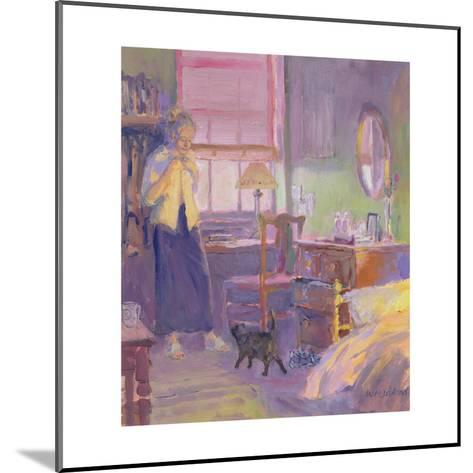 Morning Visitor-William Ireland-Mounted Giclee Print