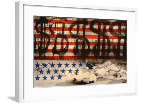 The Sponsors, 1992-Laila Shawa-Framed Art Print