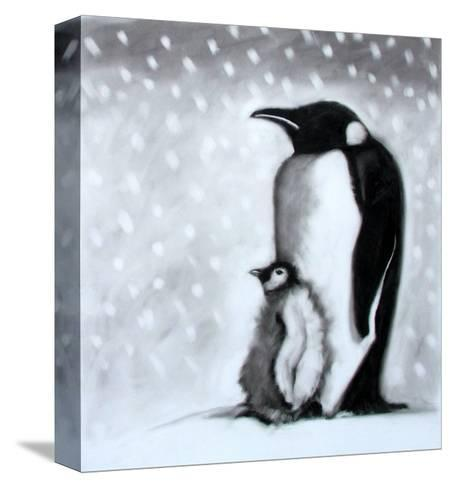 Father and Son-Paul Powis-Stretched Canvas Print