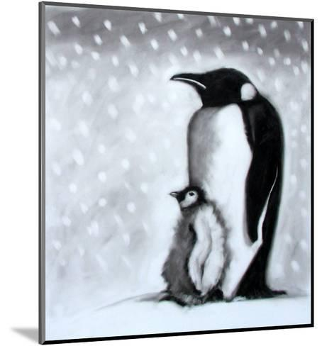 Father and Son-Paul Powis-Mounted Giclee Print