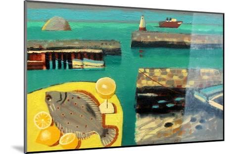 Harbour-Sara Hayward-Mounted Giclee Print