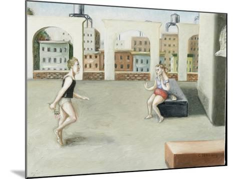 Rooftop Annunciation, 5, 2005-Caroline Jennings-Mounted Giclee Print