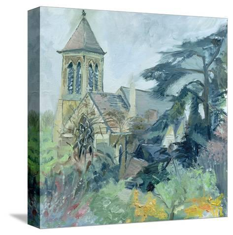 Christ Church, East Sheen-Sophia Elliot-Stretched Canvas Print